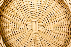 Beautiful Basket Texture Royalty Free Stock Photography