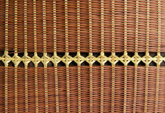 Beautiful basket texture. Royalty Free Stock Photography