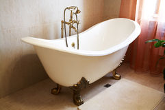 Beautiful bath Stock Photography