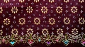 Free Beautiful Batik Patterns Stock Photography - 79425782