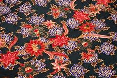 Beautiful batik patterns Royalty Free Stock Images