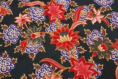 Beautiful batik patterns Stock Photography