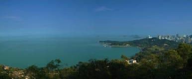 Beautiful bay Royalty Free Stock Photo
