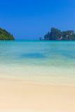 Beautiful bay of Phi Phi island Thailand Stock Photo