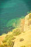 Beautiful bay on Vis Island, Croatia Royalty Free Stock Image