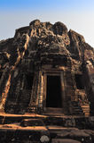 Beautiful Bayon Temple, Siem Reap, Cambodia Royalty Free Stock Images