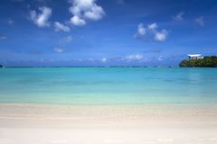 Beautiful beach Royalty Free Stock Photos