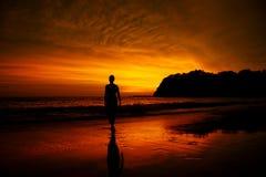 Beautiful beach Royalty Free Stock Photo