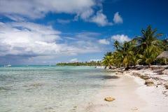 Beautiful beach Royalty Free Stock Photography