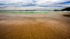 Beautiful beach in Australia. Beautiful beach at low tide in southern Australia Stock Photography