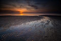 BEAUTIFUL BEACH OF BALOK. BALOK BEACH IS 30 MINUTES DRIVE FROM KUANTAN Stock Photos
