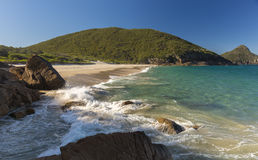 Beautiful beach in central coast Australia Stock Images