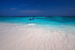 Beautiful beach with clear water. Thailand Stock Photography