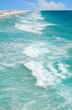 Beautiful beach coast Royalty Free Stock Photography