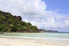 Beautiful beach Cote DOr Stock Image