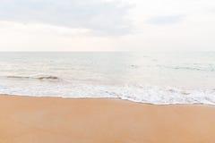 Beautiful beach in KHAO LAK ,Phang Nga  THAILAND Royalty Free Stock Photography