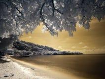 Beautiful beach in Ko Kham island Stock Photography