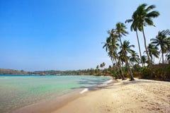 Beautiful beach on Koh Kood Royalty Free Stock Images