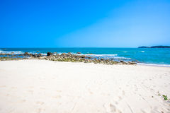 Beautiful beach on koh Samui. Thailand Stock Photos