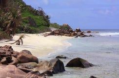 La Digue Island, Seychelles Stock Photos