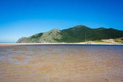 Beautiful beach Stock Images