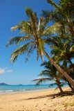 Beautiful beach Location Royalty Free Stock Image