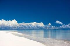 Beautiful beach in Malaysia Royalty Free Stock Photos