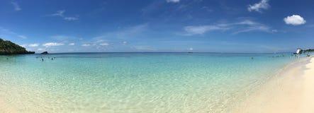 Beach near Roatan, Honduras. Beautiful beach near Roatan, Honduras Royalty Free Stock Photo