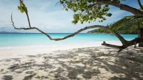 Beautiful Beach Of Raya Island Near Phuket Island, Thailand Royalty Free Stock Images