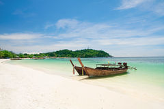 Free Beautiful Beach On Koh Lipe, Andaman Sea,Thailand Royalty Free Stock Image - 10794086