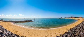 Free Beautiful Beach On The Island Of Foehr, North Sea, Germany Stock Photography - 62882152