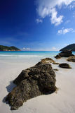 Beautiful Beach Panorama Royalty Free Stock Image