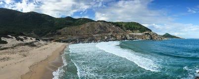 Beautiful beach in Phuket, Thailand Stock Photography