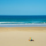 Beautiful Beach in Port Stephens. Australia Stock Image