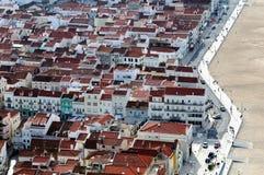 Beautiful beach in Portugal Stock Photos