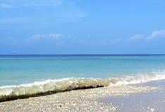 Beautiful beach Stock Image