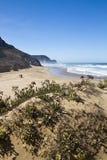 Beautiful beach in Sagres Royalty Free Stock Image
