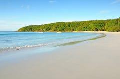 Beautiful beach at Samed island Royalty Free Stock Photo