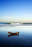 Beautiful Beach Scene, Taipa, New Zealand Stock Photography