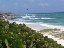 Beautiful Beach Scenery royalty free stock photos