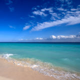 Beautiful beach and sea Royalty Free Stock Images