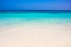 Beautiful Beach Stock Photo