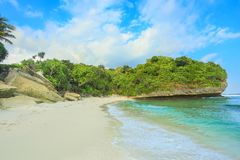 Beautiful Beach of Sumba Island Royalty Free Stock Photo