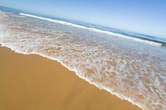 Beautiful beach in summer Stock Photography