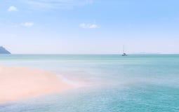 Beautiful  beach at Tarutao Island, Satun, Thailand Stock Images