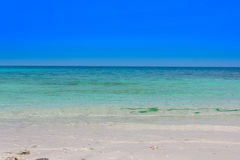 Beautiful Beach and tropical sea Royalty Free Stock Photos