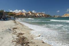 Beautiful beache Corsica Royalty Free Stock Images