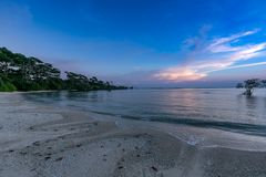 Neills Island Andaman royalty free stock photos