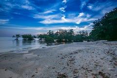 Neills Island Andaman royalty free stock photography