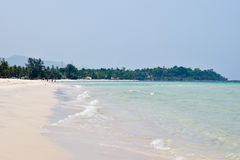 Beautiful beaches in Thailand Royalty Free Stock Photo